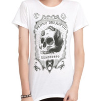 Penny Dreadful Skull Board Girls T-Shirt