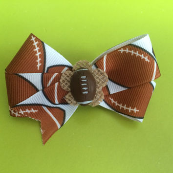Custom Football bow
