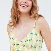 Kimchi Blue Charlotte Wrap Cami | Urban Outfitters
