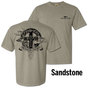 The Trinity in Sandstone Comfort Colors™ - CLOSEOUT