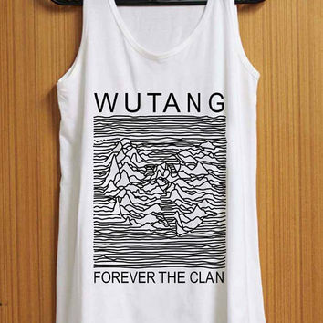 Wu Tang Clan, parody joy division tank top for womens and mens heppy feed