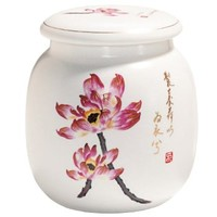 Spring Magnolia Canister