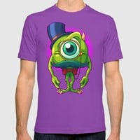 Debonair Mike T-shirt by Artistic Dyslexia | Society6