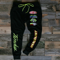 Hardearnt French Terry Yard Sweats Black