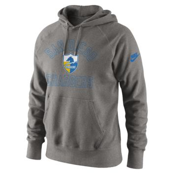 Nike 2015 Historic Marks (NFL Chargers) Men's Hoodie