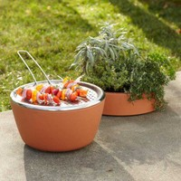 BBQ Herb Planter Pot - VivaTerra