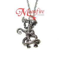 STRANGER THINGS Demogorgon Pendant Necklace