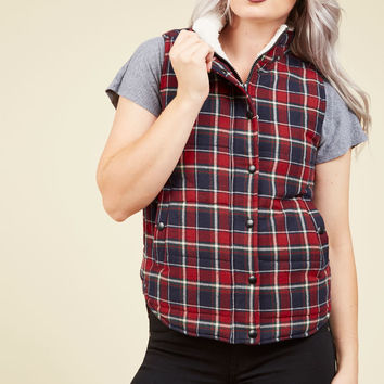 Woman of Her Woods Vest | Mod Retro Vintage Vests | ModCloth.com