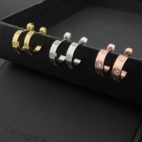 cc kuyou Cartier Earrings