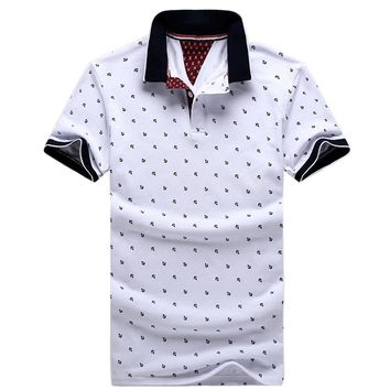 Nemo Shirt 100% Cotton Short Sleeve