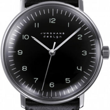 Junghans Max Bill Hand-Winding Watch 3702