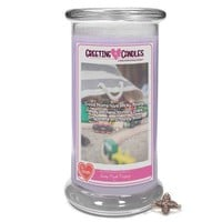 Good Moms Have Sticky Floors, Messy Kitchens, Laundry Piles, Dirty Ovens, And Happy Kids! | Jewelry Greeting Candle