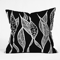 Lisa Argyropoulos Sway 2 Throw Pillow
