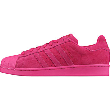 Adidas Superstar RT Mono Suede (Womens) - Equipment Pink