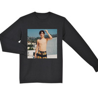 hayes grier long sleeved t-shirt