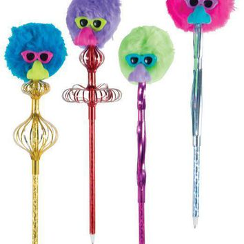 Glam Rock Pufferball Pen Case Pack 12
