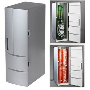 Portable Mini USB Fridge Cooler