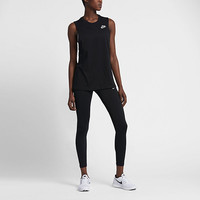The Nike Dry Women's Running Tank.