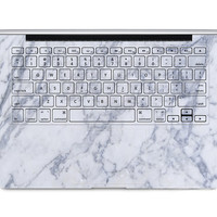 Marble Apple Macbook Pro Air Retina Keyboard Sticker Decal Skin- Macbook Decals, Keyboard Skins, Macbook Accessories