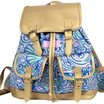 SS SALE Swirly Bookbag