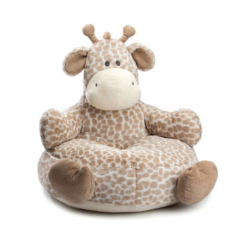 Jordan Giraffe Plush Pillow Chair