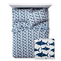 Great White Get-Together Sheet Set - Pillowfort™