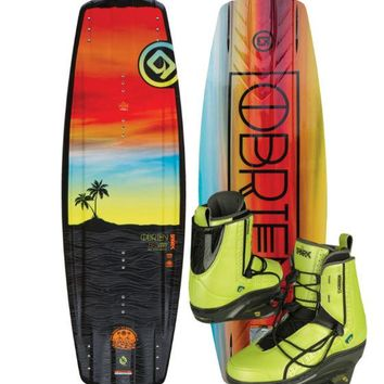 O'Brien Spark Women's Wakeboard Package