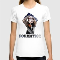 Formation T-shirt by D77 The DigArtisT | Society6