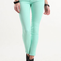 Bullhead Black Ankle Skinniest Jeans at PacSun.com