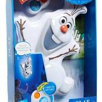 Toddler Uncle Milton 'Wall Friends - Frozen Olaf the Snowman' Light-Up Interactive Wall Character