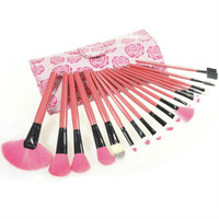 18-pcs Make-up Brush Set = 4831032580