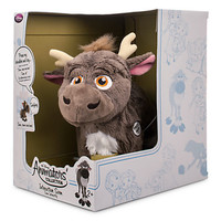Disney Animators' Collection Interactive Sven Frozen 9'' New with Box
