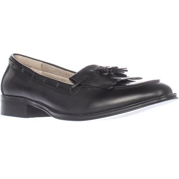 Wanted Charlie Kiltie Dress Loafers, Black, 8.5 US