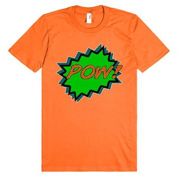 Pow Comic Book T-Shirt
