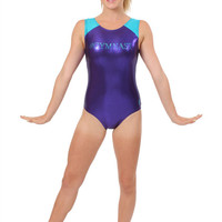 #Gymnast Mystique Tank Leotard