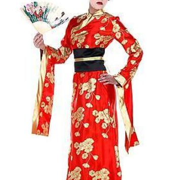 Adult Geisha Costume