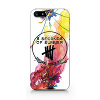 A-292- 5 seconds of summer iphone 4 case iphone 4S case, iphone 5 iphone 5S case