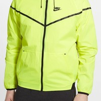 Men's Nike 'Tech Aeroshield Windrunner' Hooded Jacket