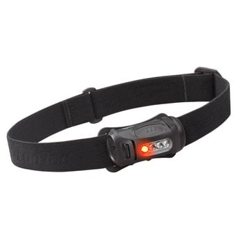 Princeton Tec FRED 45 Lumen LED Headlamp w/Red LED - Black
