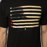 Urban Outfitters - Matchstick Flag Tee