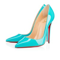 So Kate 120 Pacific Patent Leather