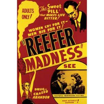 Reefer Madness Domestic Poster
