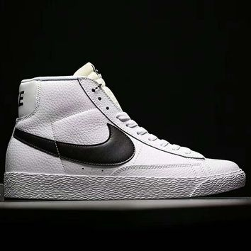 Nike Fashion High Tops Running Sport Women Men Casual Shoes Sneakers G-A0-HXYDXPF