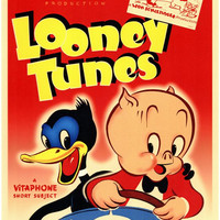 Looney Tunes 11x17 Movie Poster (1940)