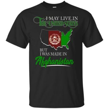 Born in Afghanistan and live in USA Shirt