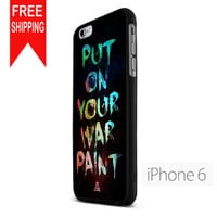 Fall Out Boy Put On Your War US iPhone 6 Case