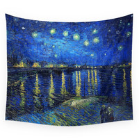 Society6 Van Gogh Wall Tapestry