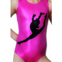 Gymnastics Leotards Girls Mystique FLOOR Leotard Gymnast Dance leotard Mystique