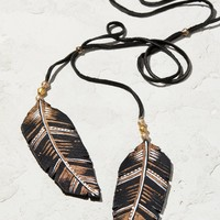 Free People Feather In The Wind Lariat