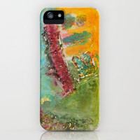 She (colagraf series) iPhone Case by Moonlight Studio | Society6